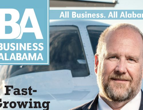 On the Cover of Business Alabama