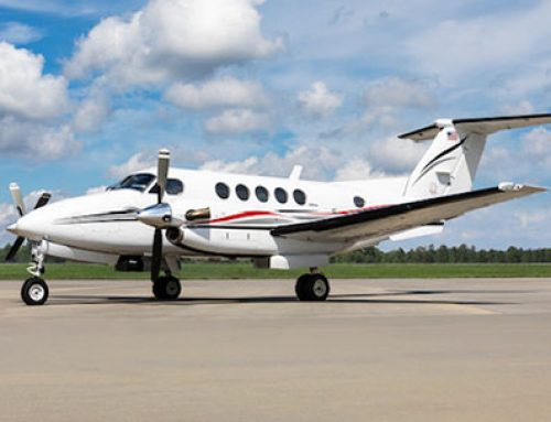 SSA Adds A King Air To Our Fleet