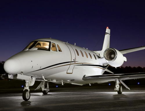 Citation XLS joins the Southern Sky ranks